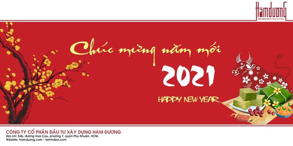 THƯ CHÚC TẾT NGUYÊN ĐÁN 2021